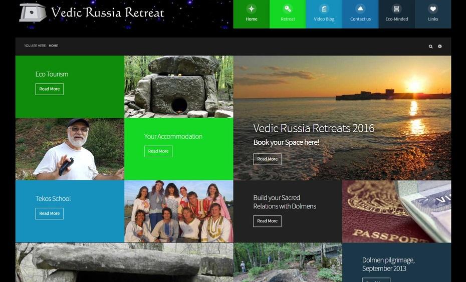 Vedic Russia Retreat