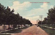 South Houston Street Scene
