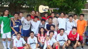 Sunshine youth club.