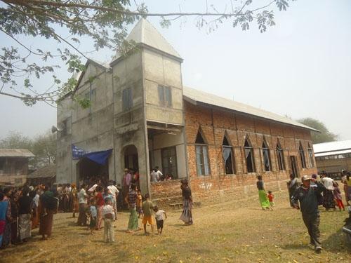Zozang Baptist Church