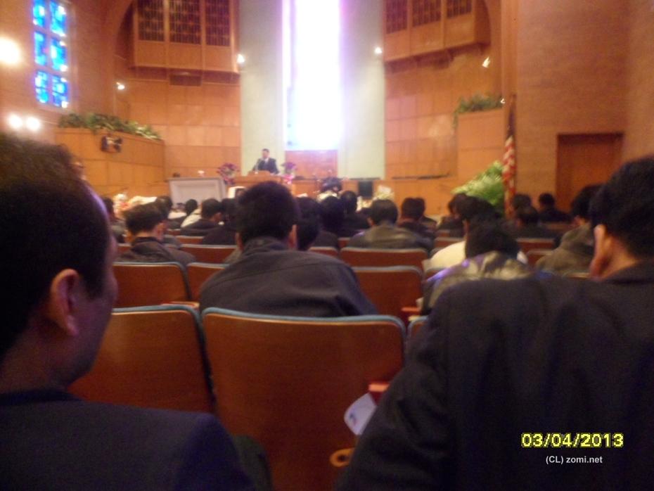 Pastor Siang Ling in hong nusia