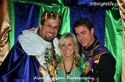 Mardi Gras Fundraiser to Benefit Lynnhaven River Now and The Chesapeake Bay Foundation Hosted by Crazy Dave