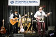 Chesapeake Wine Festival by Nancy Balogh