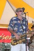 Greg Browder/Saxophone & Vocals
