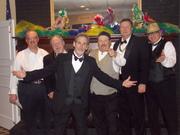 Mardis Gras party @ Country Club of Peterburg