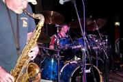Greg Browder sax and vocals