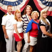 "VBnightlife's Salute to Our Heroes ""Red, White & Blue Party"" Sponsored by Liberty Tax"