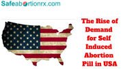 Global Demand Rise for Medication Abortion Pill in USA