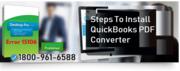 How To Install QuickBooks PDF Converter
