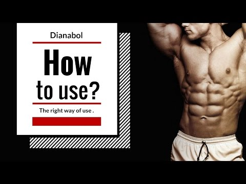 how to take dianabol
