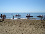 Lignano Sabbiadoro - Fotografie della sabbia.