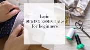 Simple Sewing Series for Beginners with Farmhouse on Boone