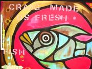 craig made us fresh fish