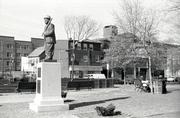 """Lou Costello Pocket Park"" Paterson, N.J.; 2002"