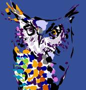Original Owl Poster