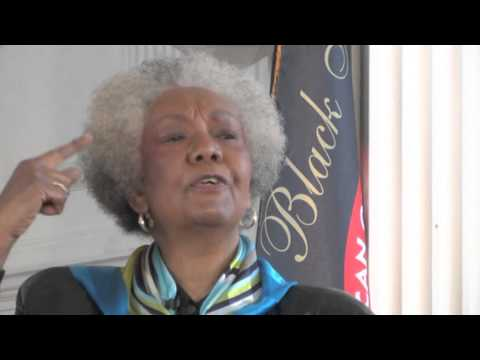 The Cress Theory of Racism: Surviving Racism in The 21st Century - Clip 1 - Dr. Frances Welsing