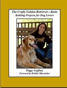 The Crafty Golden Retriever Knits