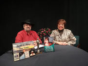 Books & Things with Tom on Comcast TV Show 3-21-13