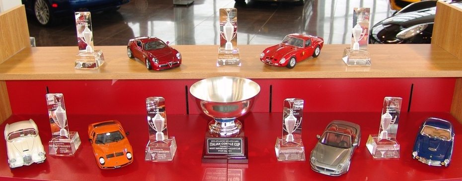2011 PVGP Cortile Trophies