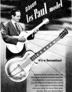 Gibson Les Paul Model Ad