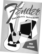 1954 Fender Ad