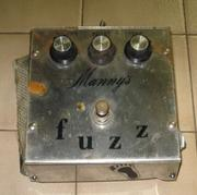1968 Manny's Fuzz Pedal