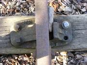 Stratford-upon-Avon Station - memorial - MR 1921 chair