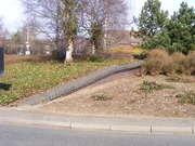 Stratford-upon-Avon Station - roundabout