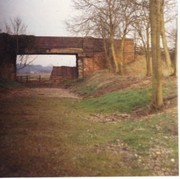Greens Norton Road Bridge towards Towcester