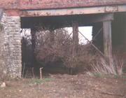 Towcester Bridge 149 close up of underside 1982