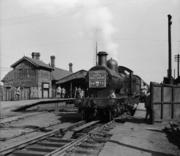 South Midlander Railtour at Stratford SMJ