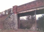 Towcester - Bridge 149 From Olney side 1982