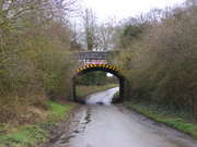 Line Tour III - 13 March 2011 - Woodford Halse - Bridge 40