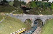 Eydon Road GC Bridge
