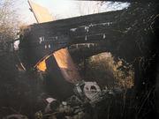 Collapsed Bridge at Mud Lane near Byfield - Photo Copyright  Rex Partridge
