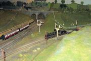 Woodford Halse Model Railway Club's Woodford layout