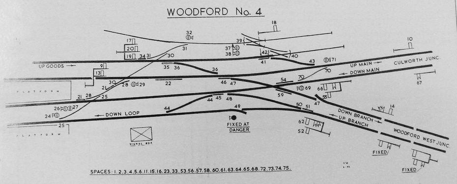 Woodford No 4