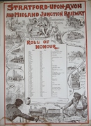 The SMJR Roll of Honour
