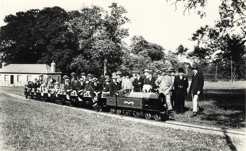 Blakesley Miniature Railway