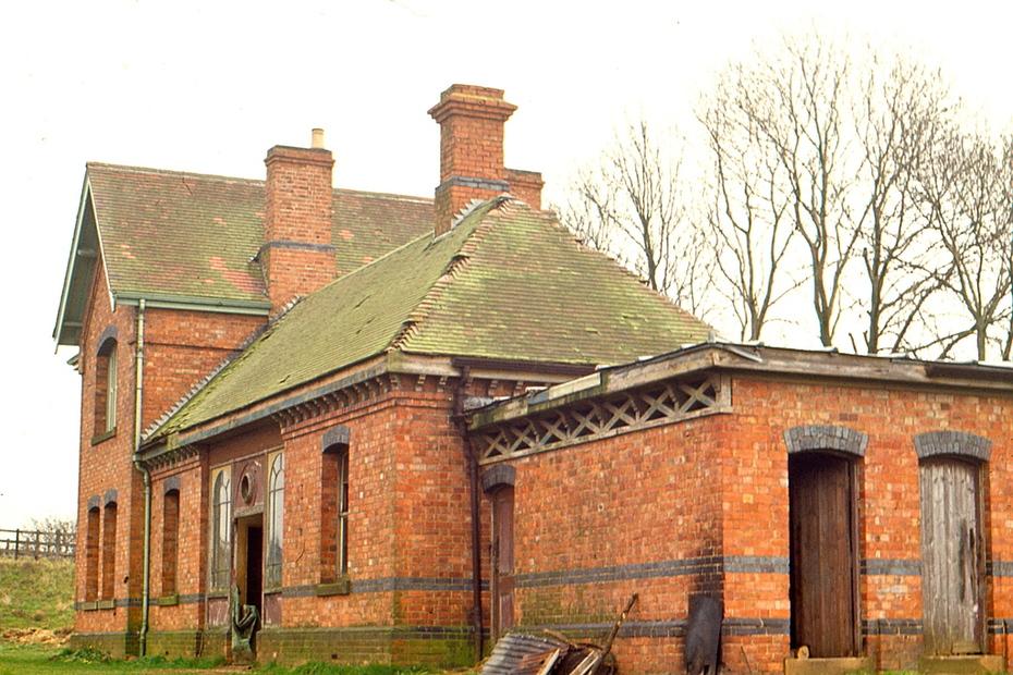 Stoke Bruerne station