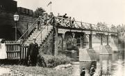 Avon Bridge E & W  Image circa 1910
