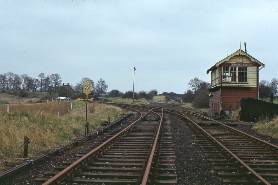 Woodford West Junction
