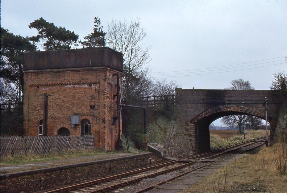 Byfield station