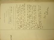 Wheldon Siding 1905 inspection report
