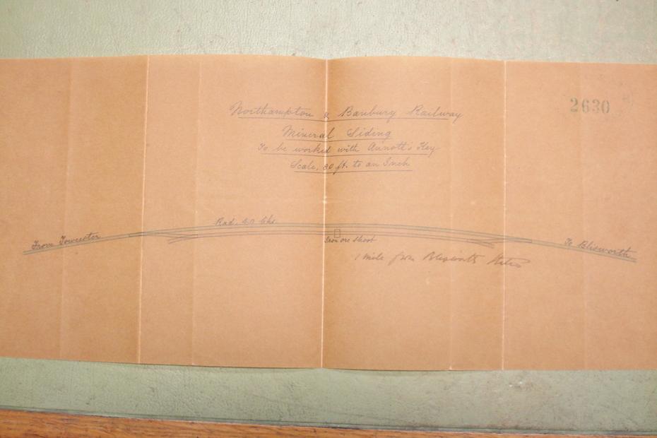 Wheldons Siding 1888 -inspection of new siding