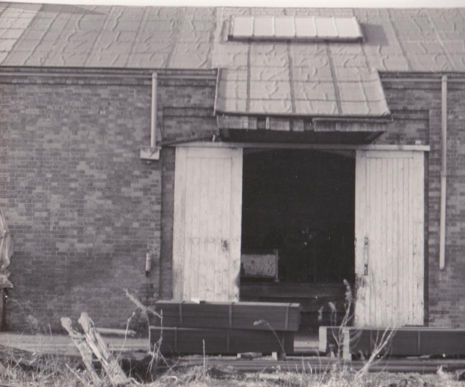 Towcester Station c.1966 (14)
