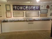 TOWCESTER STATION MODEL.