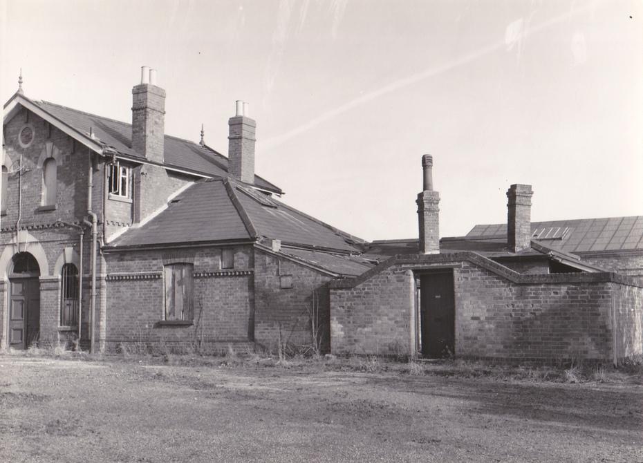 Towcester Station c.1966 (3)