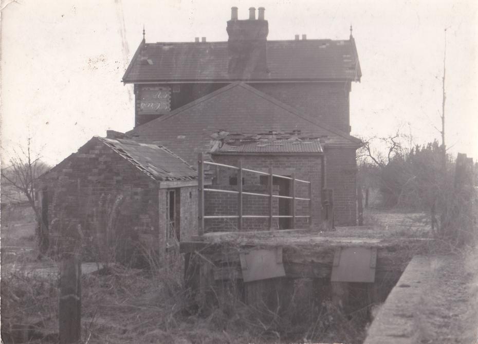 Towcester Station c.1966 (9)
