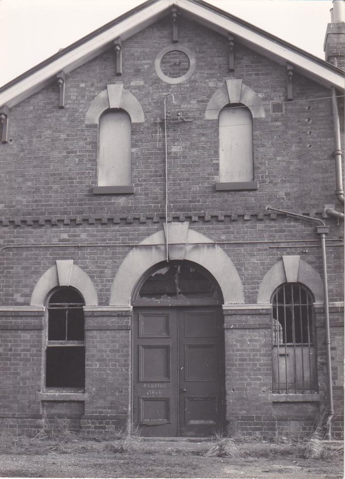 Towcester Station c.1966 (1)